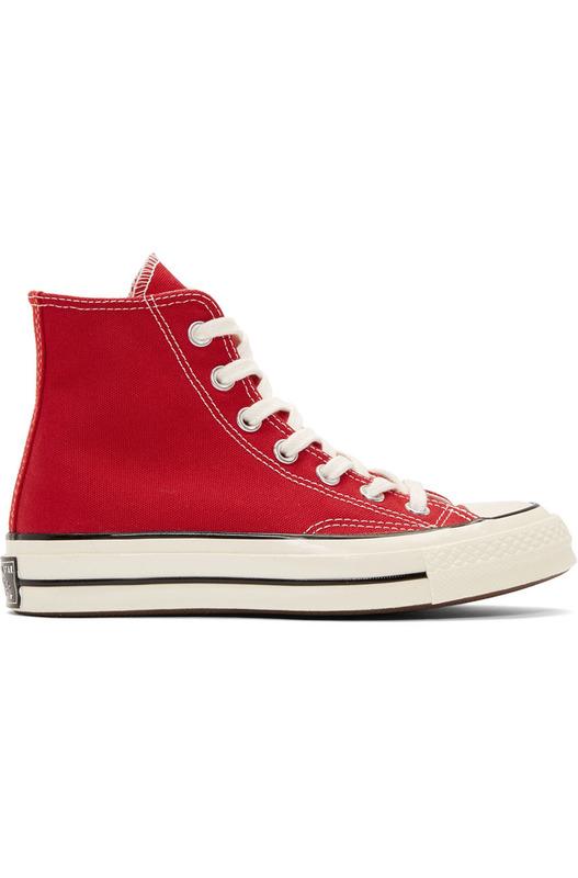 Красные кеды Chuck 70 High Converse