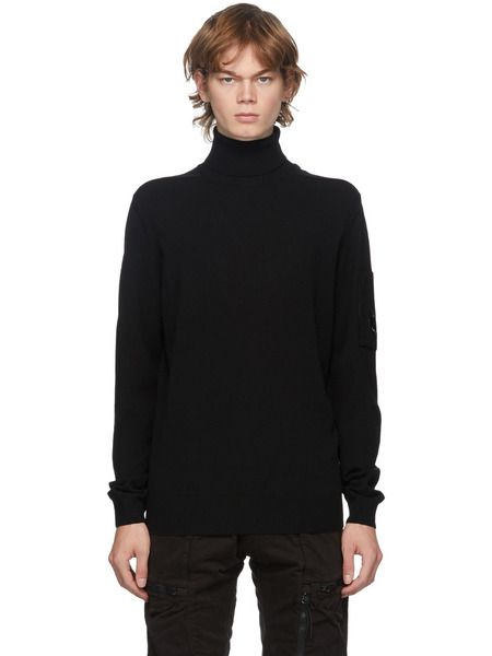 Мужской свитер Turtle Neck Merino Wool C.P. Company, фото