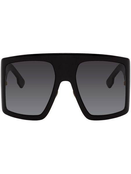 Черные солнцезащитные очки DiorSoLight1 Dior фото