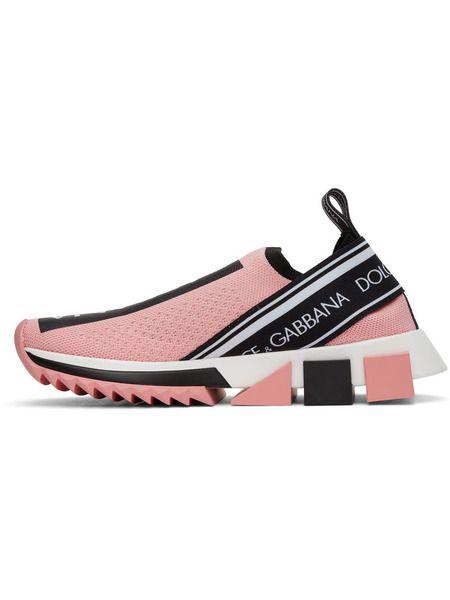 Розовые кроссовки Sorrento
