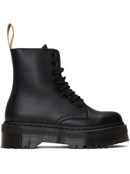 Черные ботинки Dr.Martens Wagon Yi Mano Dr.Martens фото