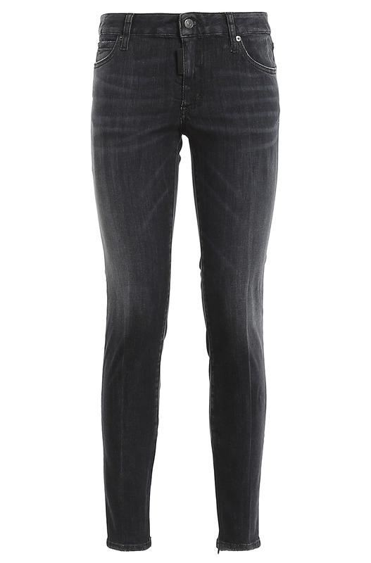Женские черные джинсы Twiggy Dsquared2, фото
