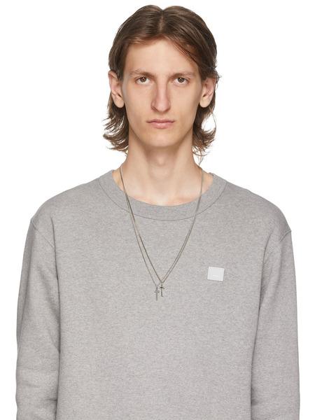 Серебряное ожерелье Jesus Dsquared2, фото