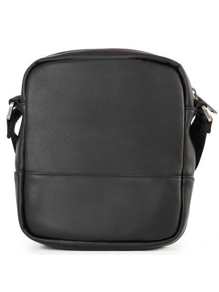 Мужская черная сумка на 1 отделение Bikkembergs, фото