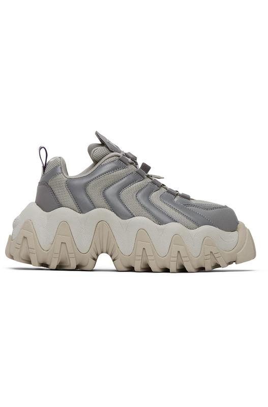 Серебристые кроссовки Halo Eytys, фото
