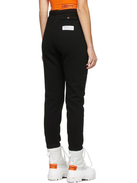 Черные спортивные штаны 'СТИЛЬ' Heron Preston, фото