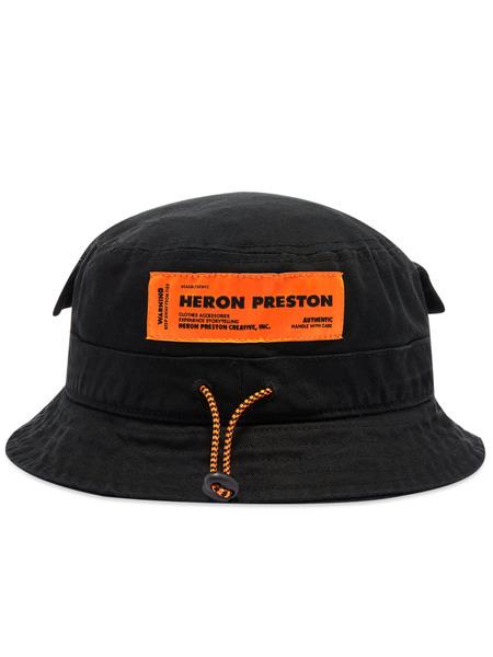 Хлопковая панама Heron Preston, фото