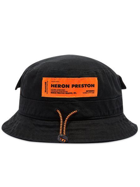 Хлопковая панама Heron Preston фото