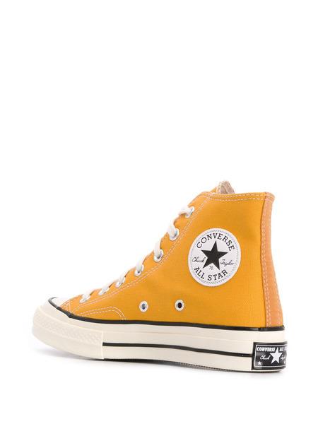 Желтые высокие кеды Chuck Taylor 70 High Top Sunflower Converse, фото