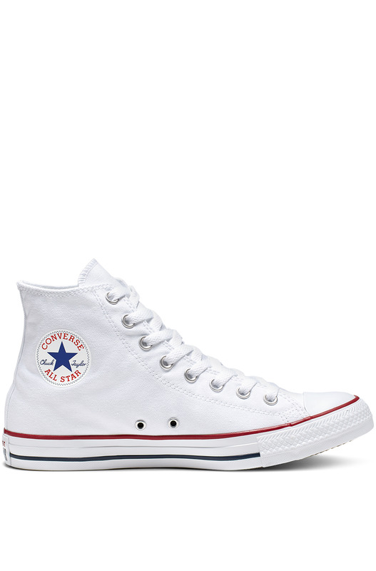 Кеды All Star Hi White M7650C Converse, фото