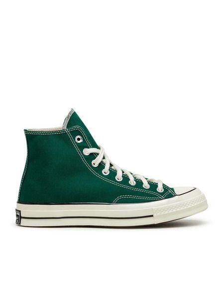 Кеды Chuck 70 High Top Dark Green Converse фото