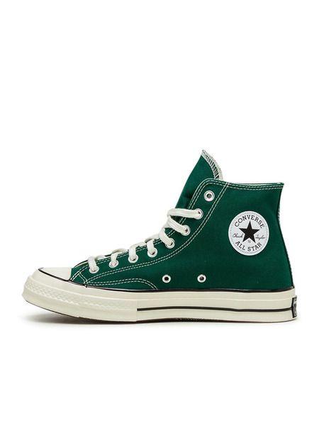 Кеды Chuck 70 High Top Dark Green