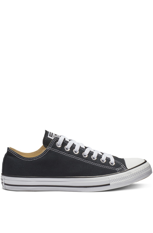Кеды All Star Ox Black M9166C Converse, фото