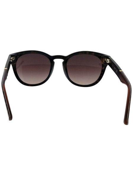 Коричневые солнцезащитные очки GU7473 52F