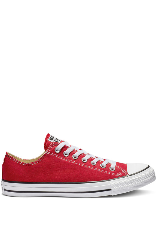 Короткие кеды All Star Ox Red M9696C Converse, фото