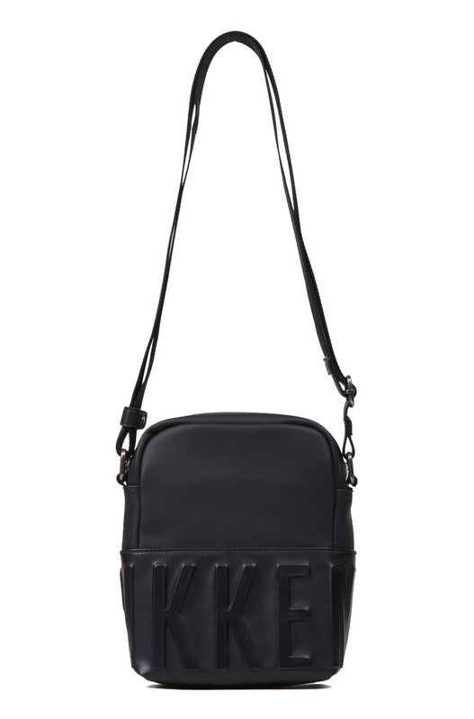 Кожаная сумка через плече
