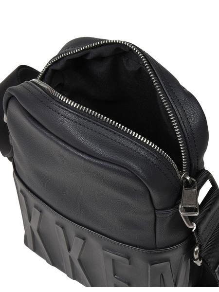 Кожаная сумка через плече Bikkembergs, фото