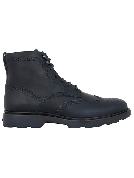 Кожаные ботинки челси Hogan, фото