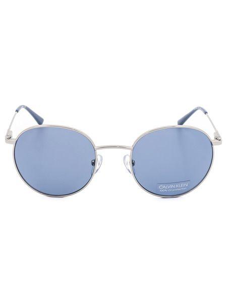 Круглые солнцезащитные очки CK18104S 045 Calvin Klein фото