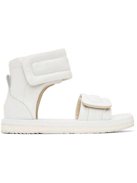 Женские белые сандалии Future Maison Margiela фото