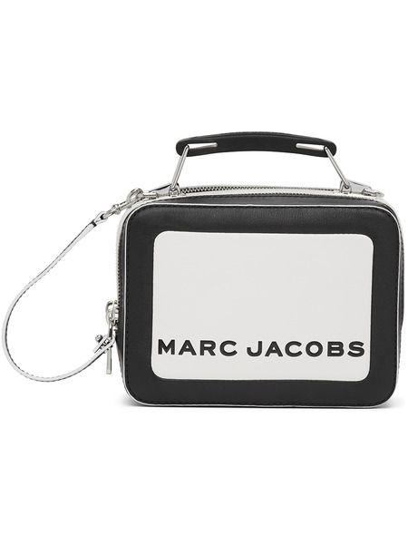 Черно-белая сумка The Colorblocked Box