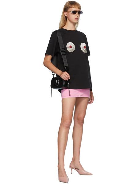 Черная сумка Snapshot DTM Marc Jacobs, фото