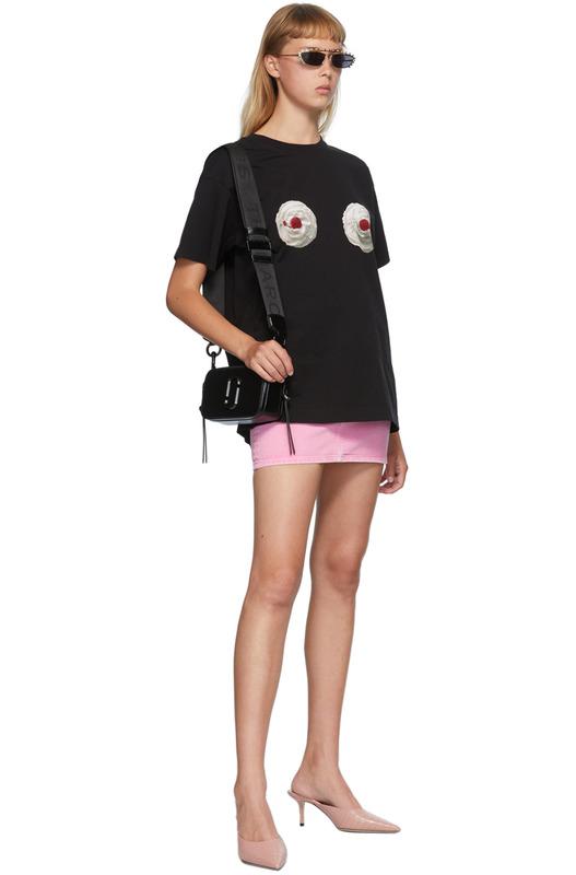 Черная сумка Snapshot DTM Marc Jacobs
