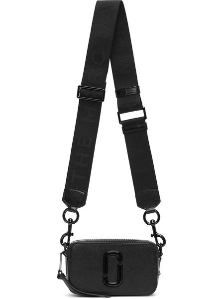 Черная сумка Snapshot DTM Marc Jacobs фото