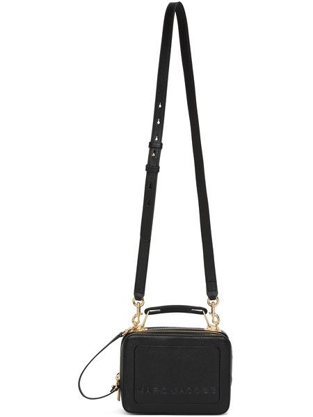 Черная сумка The Mini Box Marc Jacobs фото