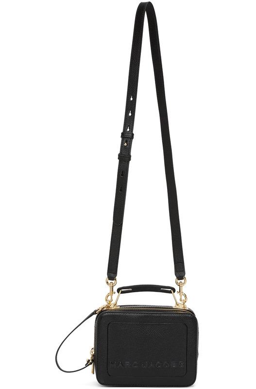 Черная сумка The Mini Box