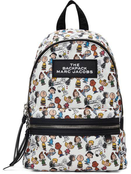 Многоцветный рюкзак 'The Medium' Marc Jacobs фото