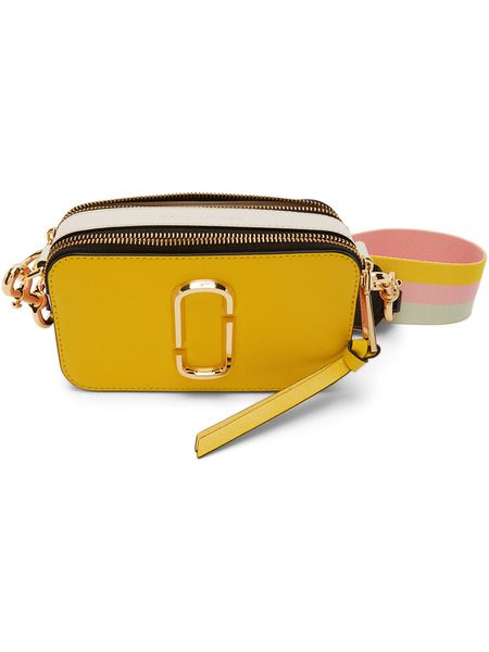 Желтая мини-сумка Snapshot
