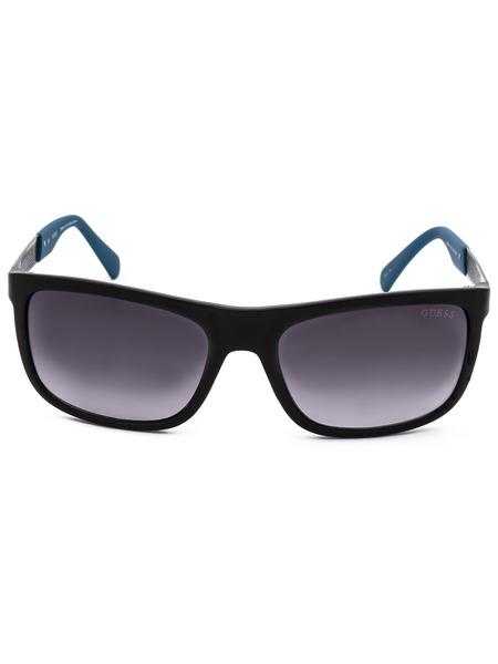 Мужские прямоугольные очки GU6843 02B Guess фото