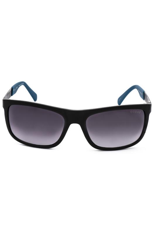 Мужские прямоугольные очки GU6843 02B Guess, фото