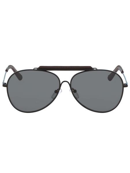 Мужские солнцезащитные очки CK18100S 001 Calvin Klein фото