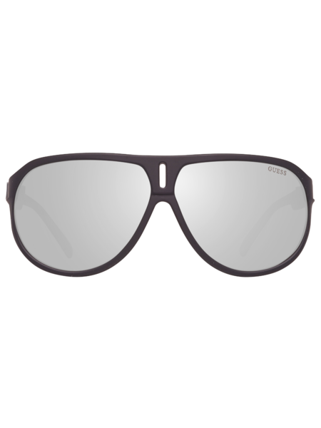 Мужские солнцезащитные очки овальной формы GU6729 02C Guess фото