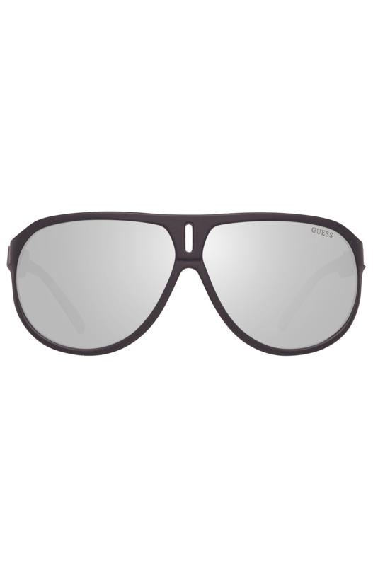 Мужские солнцезащитные очки овальной формы GU6729 02C Guess, фото