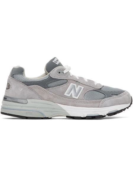 Серые кроссовки New Balance 993  New Balance фото