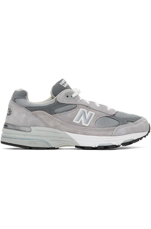 Серые кроссовки New Balance 993  New Balance, фото