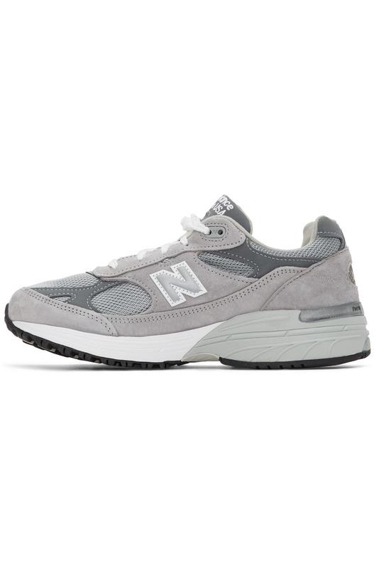 Серые кроссовки New Balance 993  New Balance