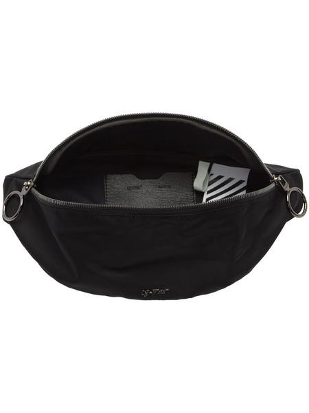 Черная поясная сумка Basic Fanny Pack Off-White, фото