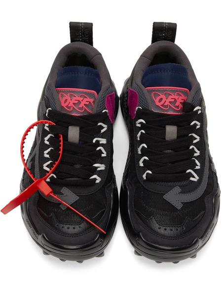 Черные кроссовки Off-White ODSY-1000 Off-White, фото