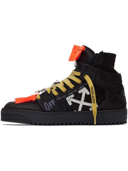 Высокие кроссовки Off Court 3.0