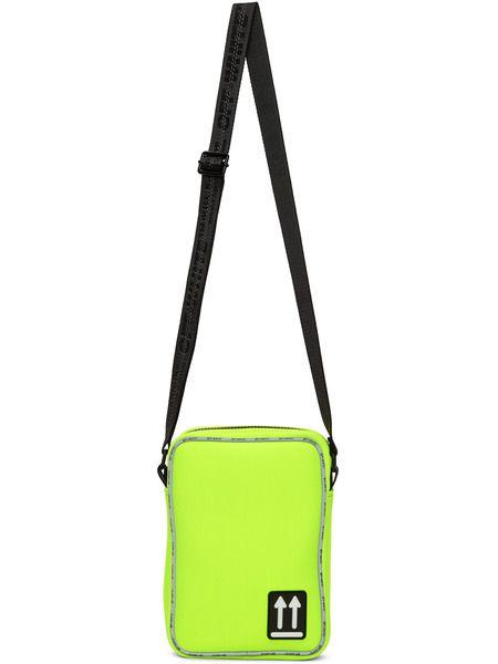 Желтая сумка Jersey Off-White фото
