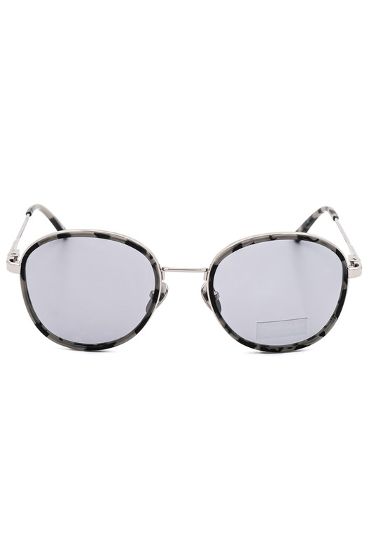 Округлые солнцезащитные женские очки CK18101S 071