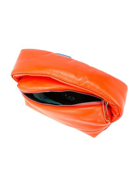 Оранжевая сумка Pump Pouch