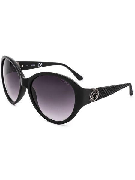 Овальные солнцезащитные очки GU7347 C38
