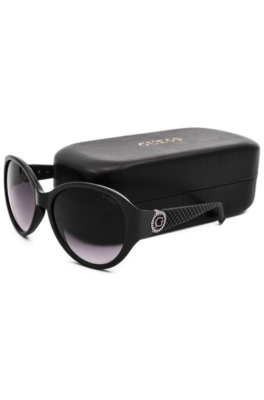 Овальные солнцезащитные очки GU7347 C38 Guess, фото