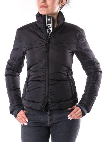 Пуховая куртка на молнии Dsquared2 фото