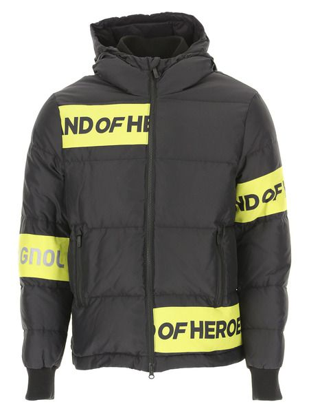 Пуховая куртка с капюшоном Rossignol фото